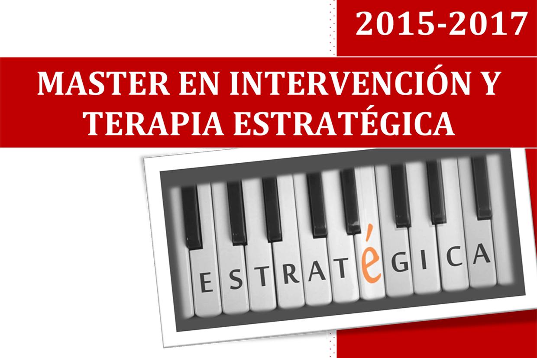 Master en Intervencion y Terapia Estrategica