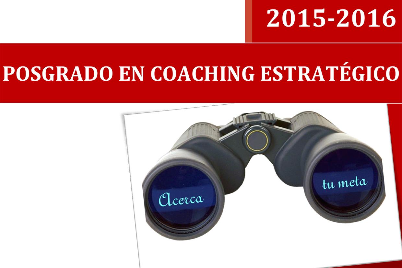Posgrado en Coaching Estratégico