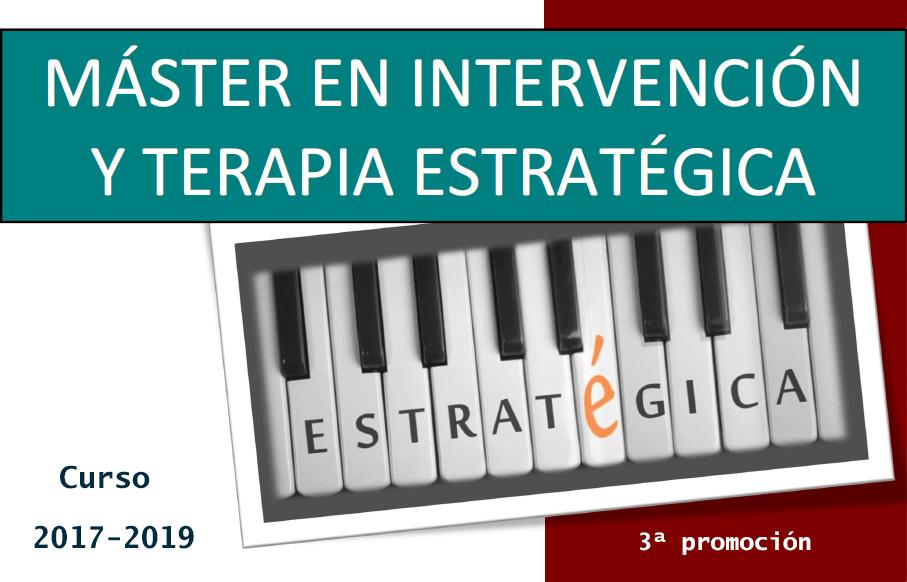 Máster en Intervencion y Terapia Estrategica